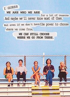Perks of Being a Wallflower - an AMAZING movie :)