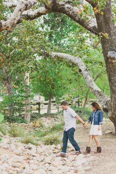 Romantic San Juan Capistrano Engagement Photos | Blissfully Illuminated Fine Art Photography and Design | Evergreen Brick Works