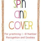 These two fun games are great for practicing Number skills.    The first game focuses on recognition of the numbers 1-10, and the second is useful fo...