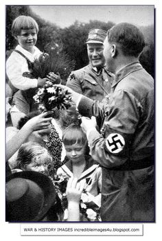 Unseen Pictures Of Hitler Nazi Propaganda, Good Character Traits, Aryan Race, German People, Germany Ww2, German Girls, The Third Reich, Dogs And Kids, Vietnam War