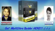 MultiStore Builder Sales Video - get *BEST* Bonus and Review HERE!!!... ...