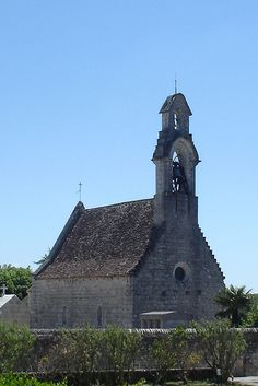 Chapel (Rocamadour, France), via Flickr.