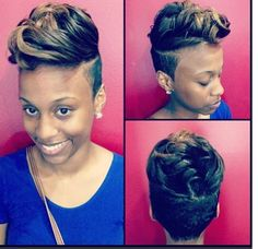 Sleek! - http://www.blackhairinformation.com/community/hairstyle-gallery/relaxed-hairstyles/sleek/ #relaxedhairstyles