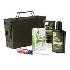 Military Field Grooming Kit