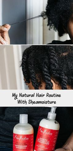 Easily enhance your beautifully curly hair with this Natural Hair Care Routine. Using products with natural ingre. Dark Curly Hair, Frizzy Hair, Thin Hair, Dry Hair, Long Hair, Damp Hair Styles, Curly Hair Styles, Natural Hair Styles, Red Palm Oil