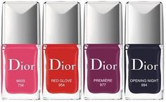 Dior New Rouge Dior 2016