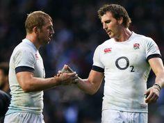 England vs All blacks!