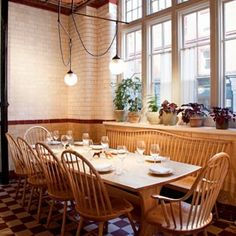 The Chiltern Firehouse, Londres