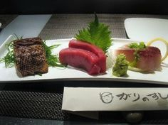 Omakase at Restaurant Sushi of Gari 46, New York City