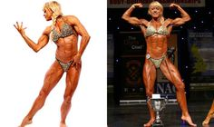 From Cancer Victim To UK's Most Muscular Woman – How Sandi Birkett Became Ms Britain