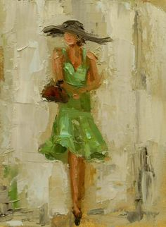 Dresses 3 by Kathryn Morris Trotter