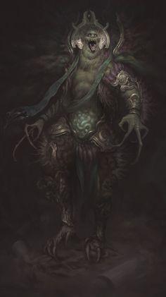 Light Eater by Arthur Bozonnet | Fantasy | 2D | CGSociety