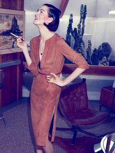 Athena Wilson for Bazaar Germany by Nagi Sakai #bob