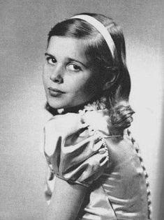 "Hildegard Traudel ""Hilde""Goebbels (13 April 1934-1 May 1945 - aged 11)."