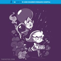 Tingle Tuner By Kevin Fagaragan, today at The Yetee!