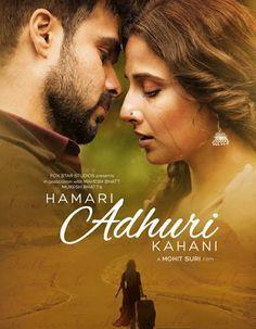 Hamari Adhuri Kahani (2015) Full Hindi Movie PreDVDRip Download HD Free