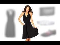 Warum schwarze Tanzkleider in kurz für Kathleen ein Must-Have sind, zeigen dir diese 3 Tanzoutfit Tipps