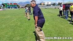 SAPD Strand Corporate Fun Day team building event in Strand, facilitated and coordinated by TBAE Team Building and Events Sack Race, Rugby Club, Team Building Events, Good Day, Racing, Baseball Cards, Sports, Fun, Buen Dia