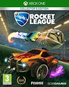 Rocket League Collectors Edition Xbox One * Want additional info? Click on the image(It is Amazon affiliate link). #commentbelow