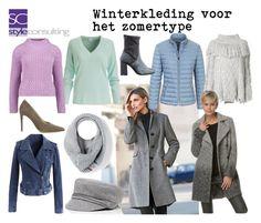 """Winterkleding voor het zomertype."" by roorda on Polyvore featuring mode, Philosophy di Lorenzo Serafini, BOSS Orange, Chicwish en Eugenia Kim"