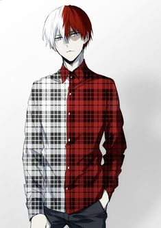 Todoroki Shouto / Boku no hero académia