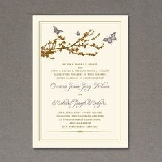 45 Inspiring  Elegant Wedding Invitations
