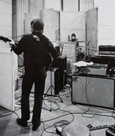 Beatles in the studio