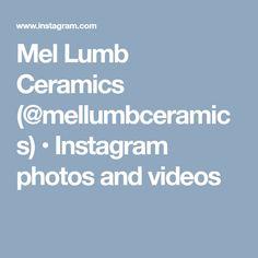 Mel Lumb Ceramics (@mellumbceramics) • Instagram photos and videos