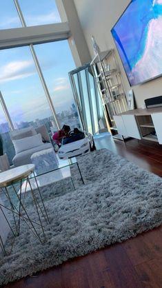 Home Room Design, Dream Home Design, Home Interior Design, Living Room Designs, Living Spaces, House Design, Apartment View, Cute Apartment, Dream Apartment