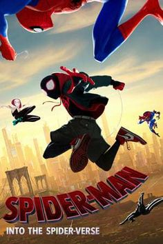 Watch Free Spider-Man: Into The Spider-Verse : Full Length Movies Miles Morales Is Juggling His Life Between Being A High School Student And. Jake Johnson, Disney Pixar, Miles Morales, Spider Verse, 2018 Movies, Movies Online, Film Online, Hindi Movies, Ver Spiderman