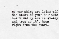 City and Colour - Little Hell