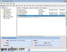Download Total Audio MP3 Converter setup at breakneck speeds with resume support. Direct download links. No waiting time. Visit https://www.softpaz.com/software/download-total-audio-mp3-converter-windows-183401.htm and click the download now button.