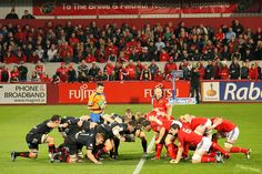 Crouch, Touch ... Munster Rugby, World Of Sports, Touch