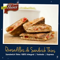 Quesadilla de Sándwich Thins.