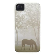Kentucky Horse Park, Near Lexington, Kentucky. 2 iPhone 4 Case