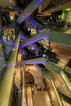 Grand Indonesia Jakarta, interior. SHARE YOUR TRAVEL EXPERIENCE ON www.thetripmill.com! Be a #tripmiller!