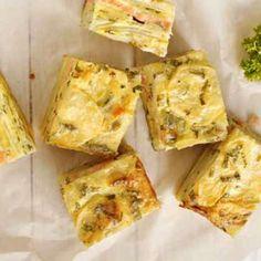 Schichtkuchen mit Lachs Cauliflower, Dairy, Cheese, Vegetables, Quiche, Vintage, Pie, Savory Tart, Onion Tart