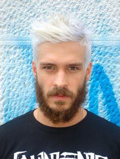 Mateus Verdelho hair