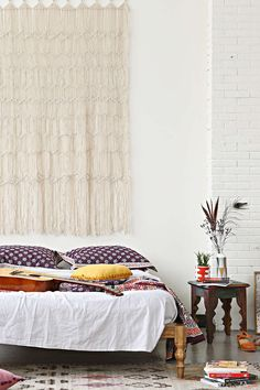 Dream  Magical Thinking Bohemian Platform Bed - Urban Outfitters