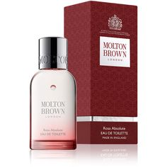 Molton Brown Women's Rosa Absolute Eau De Toilette (£50) ❤ liked on Polyvore featuring beauty products, fragrance, no color, eau de toilette fragrance, eau de toilette perfume, molton brown and edt perfume