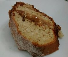 bolo de churros simples