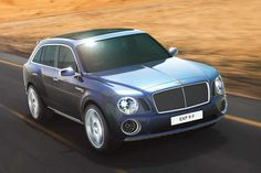 Bentley SUV. Bared To You by Sylvia Day