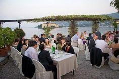 Verbano restaurant, Lago Maggiore
