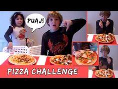 Reto de la PIZZA * PIZZA challenge - YouTube