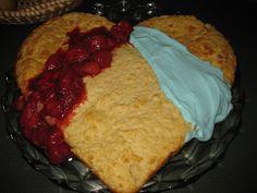 Catholic Cuisine: A Cake for Divine Mercy Sunday