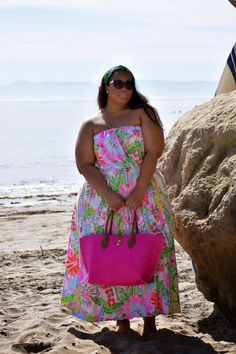 GarnerStyle | The Curvy Girl Guide: Where the Flamingos Come to Roost