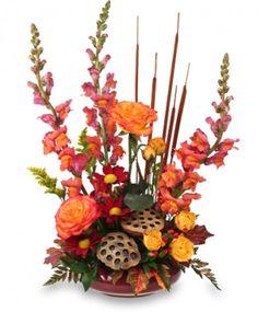 HARVEST MOON Fall Flowers