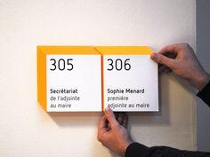 Integral Ruedi Baur - Signalétique tactile