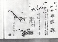 theadaze | Chinese Landscape Painting Chinese Landscape Painting, Watercolor Landscape Paintings, Japanese Painting, Chinese Painting, Ink Painting, Just Ink, Ink In Water, China Art, Painted Books