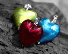 Bella Hearts - various cols | Firefrost Designs